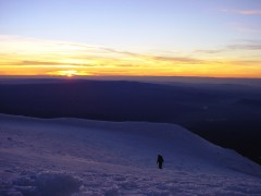 Adams Summit Sunrise